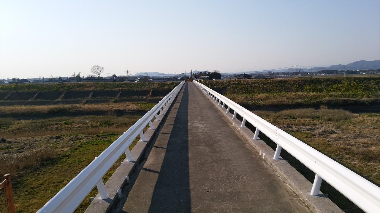 栃木市 橋梁塗装工事を行いました